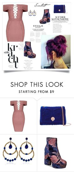 """""""88643"""" by lady-jg ❤ liked on Polyvore featuring Ted Baker, WithChic and Call it SPRING"""