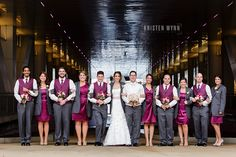 Jackie and Scott – Married – Ceremony at St. Stanislaus and Reception at the Circuit Center in the Southside, Pittsburgh | Kristen Wynn Photography