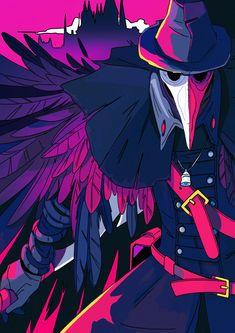 Art of Dark Souls Fantasy Character Design, Character Design Inspiration, Character Art, Dnd Characters, Fantasy Characters, Dark Fantasy Art, Dark Art, Eileen The Crow, Plauge Doctor