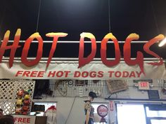 Stop by Jamin' Leather for your FREE Killer Hot Dog! TODAY from 11AM-5PM #FeaturedSponsors #MyrtleBeach #FallRally