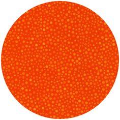 Robert Kaufman, Dazzle, Sparkle Orange