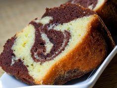 Marmorkuchen ohne Ei Marble cake without egg Perfect Pound Cake Recipe, Pound Cake Recipes, Cookie Recipes, Dessert Recipes, Chocolate Cake Mix Cookies, Chocolate Cake Mixes, Galletas Chocolate, Bisquick Recipes, Yogurt Cake