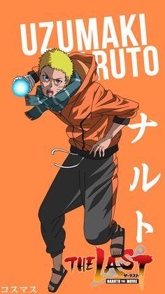 Uzumaki Naruto (The Last) ~ Korigengi | Wallpaper Anime