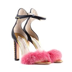 Aliexpress.com : Buy Patch Ankle Strap High Heel Women Shoes Free Shipping Colorful Feathers Women Pumps Fashion Serpentine Women Sandals Discount from Reliable sandal wedding shoes suppliers on Queen's Crown  | Alibaba Group