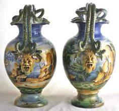 cantagalli pottery - Norton Safe Search