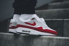 Nike Air Max 1 Anniversary 'OG Red' On-Foot, Video & Detailed Pictures - EU Kicks: Sneaker Magazine