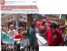 Bruno Braga: O Grito PETISTA-SOCIALISTA-COMUNISTA.