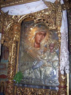 Ιερός Ναός Αποστόλου Φιλίππου Γραμματικούς Byzantine, Christianity, Frame, Blog, Painting, Angels, Icons, Decor, Art