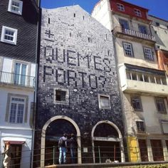 Portugal, Cities, Street View, Places, Travel Ideas, Travelling, Meet, Street Art, Tiles