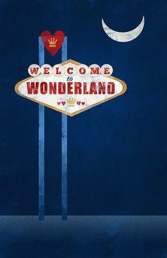 wonderland-vegas sign