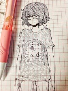 Anime Drawings - 55 Beautiful Anime Drawings <3 <3