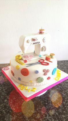 Maquina de coser Cake