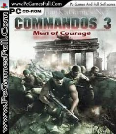Commands 3 Men oF Courage Highly Compressed Game Free Download Full Version For Pc. Commando 3 Men oF Courage it can't be recommended over the PC version, let alone wholly recommended in its own right, except to those looking for an extremely tough PS2 action strategy game. This game was developed by Pyro Studios and published by Eidos Interactive. The Mac OS X version of the game was released in May 2010 by Feral Interactive along with Commands 3: Destination Berlin as part of the Commandos…