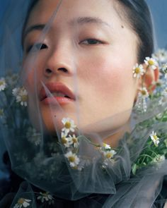 Taehee Kim by Emma Dalzell for Glass Magazine - June 2019 Conceptual Photography, Artistic Photography, Creative Photography, Editorial Photography, Photography Poses, Outdoor Photography, Beauty Photography, Fashion Photography Inspiration, Photoshoot Inspiration