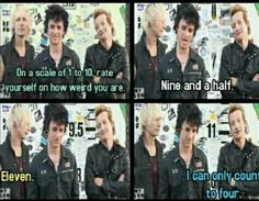 LOL Oh Tre... Your such a fantastic drummer.