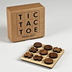 Wooden Board Games, Wood Games, Laser Cutter Projects, Cnc Projects, Woodworking Wood, Woodworking Projects, Tic Tac Toe Game, Laser Cut Wood, Upcycled Crafts