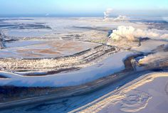 The Athabasca Oil Sands