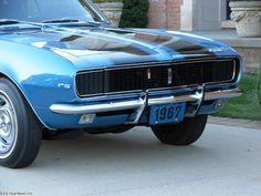 68 69 1968 1969 Camaro bumper bolt kits show quality