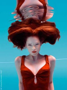 under water photography by howard schatz
