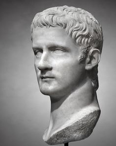 https://flic.kr/p/gEG1jc | Mean Caligula | See my blog for details about this unusual portrait: blog.rome101.com/2013/10/14/mean-caligula/