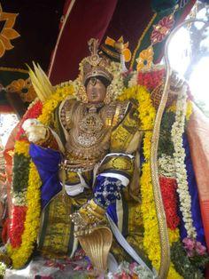 Mannargudi Brahmotsavam Andal Thirukolam 2014 -01