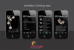 Jewellery catalogue mobile app helps small businesses to show case their products for their business prospects using #mobile #phones and empowers you to control the product booking process for the customer individually. Know more about #Jewellery #catalogue #mobile #app visit on Hvantagetechnologies.