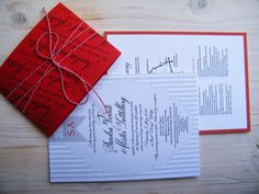 Red And White, Black, Twine, Wedding Stationery, Invitations, Gifts, Art, Art Background, Presents