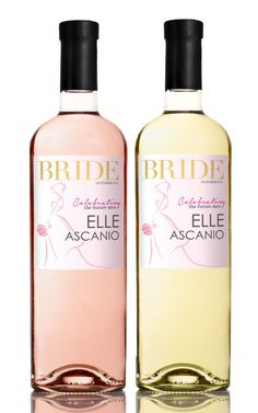 Bridal Shower  Bachelorette Wine Label Favors  by StudioBLabels