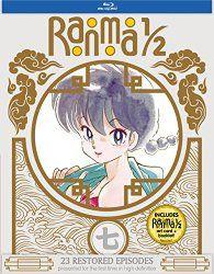Anime Blu-ray Review: Ranma 1/2 Set 7