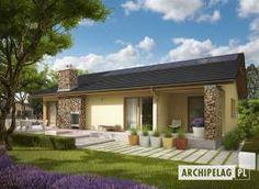 Eris II (wersja C) - projekt domu - Archipelag Gazebo, Pergola, House Goals, Exterior Design, Modern Architecture, Interior Inspiration, Home And Garden, India, Outdoor Structures