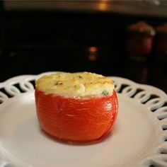 Stuffed Tomatoes with Grits and Ricotta - Allrecipes.com