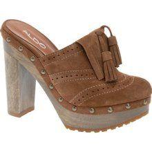 ALDO Fernsler .. High Heel Clogs >>>Sweet!