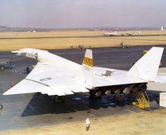 XB-70A Valkyrie
