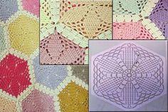 Crochet tesouro