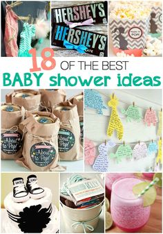 20 of the Best Baby Shower Ideas! - The Realistic Mama