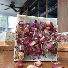 If you're looking for a Detox sampling you may want to check out Wellness Tribe's Detox box at wellnesstribe.com They have a really nice selection of healthy organic samples and BATCH Rose, Patchouli and Peppermint Artisan soap was actually included in this month's box! Have a wonderful week~! Back in stock soon! BATCH No. 0127 Organic Roses & Patchouli with Peppermint Artisan soap bars - formulated with only certified Organic ingredients and lye from scratch!  #Organic‬ ‪‎NewYork‬ ‪