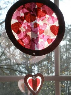 valentine craft for after school arts and crafts kids
