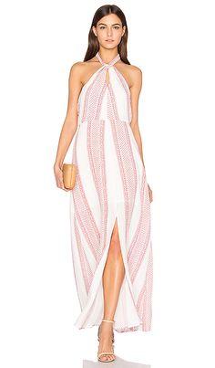 Agathe Twisted Dress