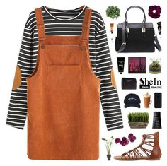 """""""SheIn"""" by novalikarida ❤ liked on Polyvore featuring Distinctive Designs, Topshop, Crabtree & Evelyn, Aesop, NARS Cosmetics, Acne Studios, TokyoMilk, Other, Sheinside and shein"""