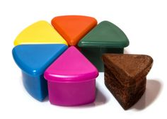 The Trivial Pursuit of Chocolate Trivial Pursuit, Got Game, Piece Of Cakes, Barware, Chocolate, Dairy, Chocolates, Brown, Tumbler