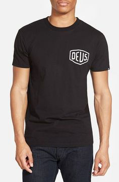 Men's Deus Ex Machina 'Venice LA Address' Graphic T-Shirt
