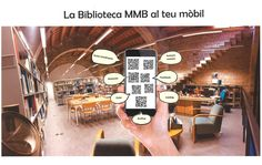 MMB Library in your smart phone. Scan the QR. New Books, Smartphone