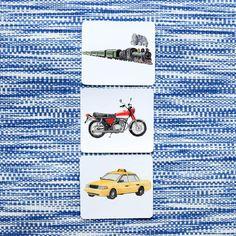 Vocabulary: Vehicles