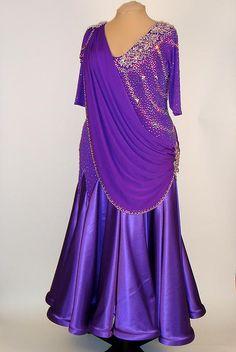 Smooth & Standard Ballroom Dresses by Radim Lanik