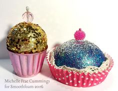 Smoothfoam Festive Cupcakes