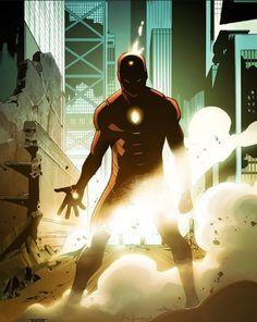 New Iron Man, Iron Men 1, Marvel Comic Character, Marvel Characters, Tony Stark, Byron Nelson, Iron Man Armor, Young Guns, Pulp Fiction