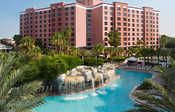 "Starting at $115: ""Thanksgiving Shop & Dine"" Offer + Gift Card, Dining Credit  Caribe Royale All Suites Resort    Orlando, FL  Travel Dates: Nov 24, 2013 - Dec 2, 2013"