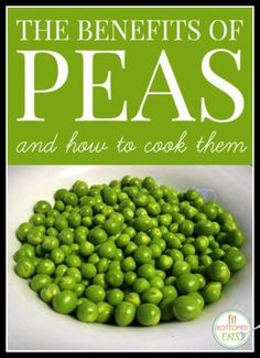 Spring time is pea time! Linda LaRue fills us in on different types of peas, the benefits and how to put them to good use! | Fit Bottomed Eats