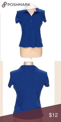 Blue Tommy Hilfiger Shirt Size Medium Blue Tommy Hilfiger Shirt Size Medium Tommy Hilfiger Tops