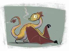 Norbert(a) the Norwegian Ridgeback #characterdesign  #harrypotterdesignchallenge #harrypotter #harrypotterworld #wizardingworldofharrypotter #wizard #wizardingworld #magic #dragon #norwegianridgeback #norwegianridgebackdragon #dragon #art #sketch #doodle #illustration #creaturedesign #alaska #alaskan #alaskalife #anchoragealaska #anchorage #lucaselliottart by lucaselliottart